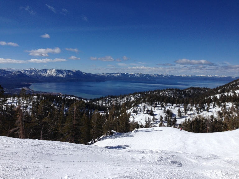 View from Heavenly