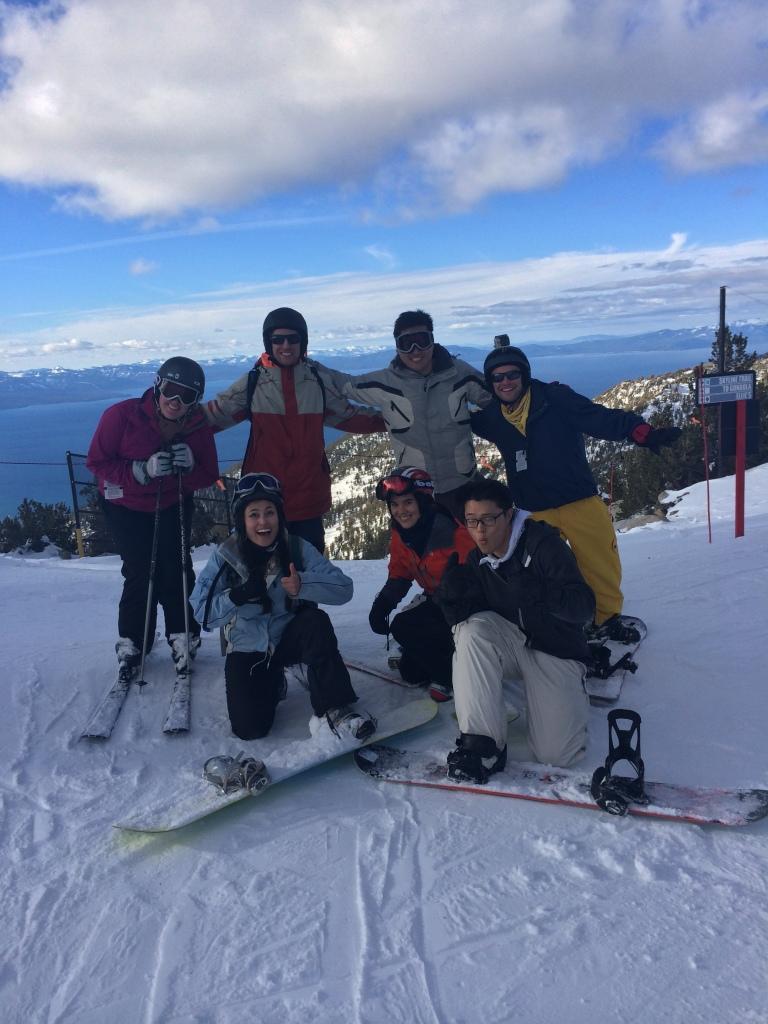 Box Ski / Snowboard trip