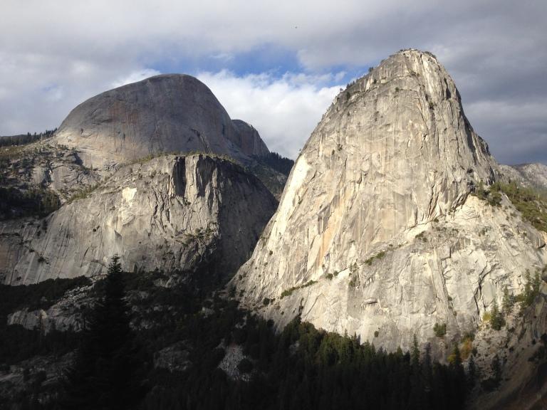 Yosemite shadow
