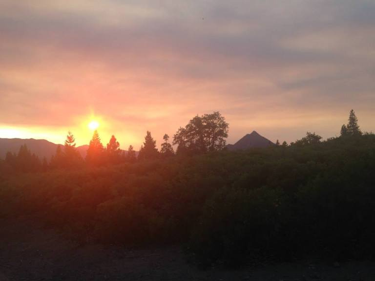 sunsetshasta