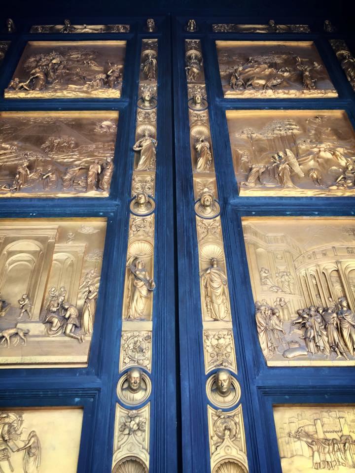 baptistrydoors